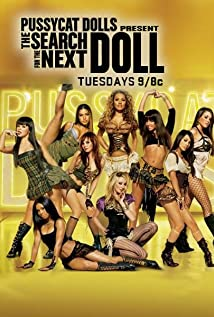 The Pussycat Dolls Present: The Search for the Next Doll 2007 poster