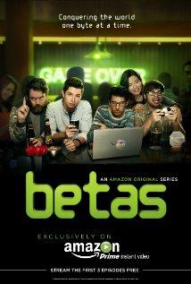 Betas (2013) cover