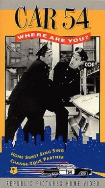Car 54, Where Are You? (1961) cover