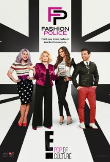 Fashion Police (2002) cover