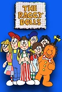 The Raggy Dolls (1986) cover