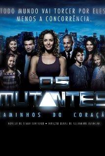 Os Mutantes (2008) cover