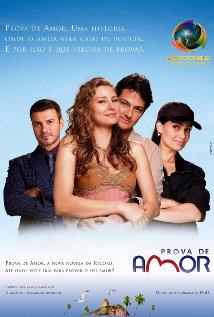 Prova de Amor (2005) cover