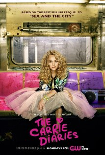 The Carrie Diaries (2013) cover