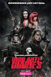 Vigilante Diaries (2013) cover