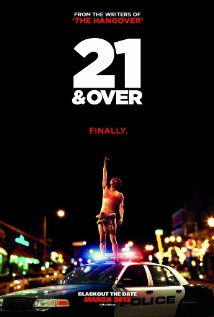 21 & Over (2013) cover