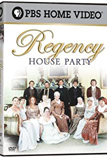 The Regency House Party 2004 poster