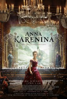 Anna Karenina (2012) cover
