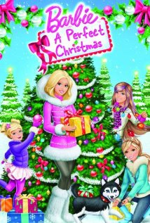 Barbie: A Perfect Christmas 2011 poster
