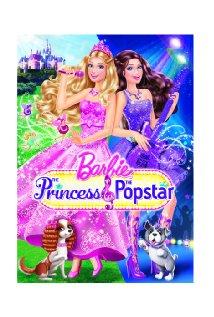 Barbie: The Princess & the Popstar (2012) cover