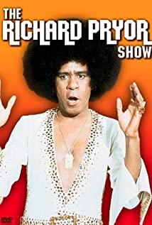 The Richard Pryor Show 1977 poster