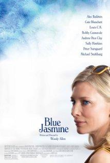 Blue Jasmine (2013) cover