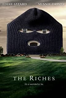 The Riches 2007 poster