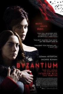 Byzantium (2012) cover