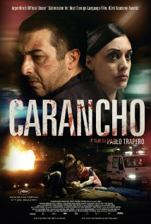 Carancho (2010) cover