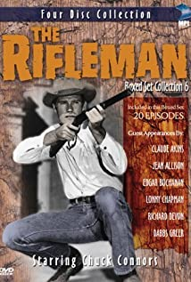The Rifleman (1958) cover