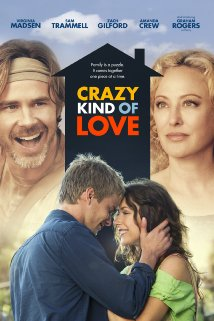 Crazy Kind of Love (2013) cover