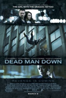Dead Man Down (2013) cover