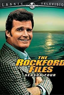 The Rockford Files (1974) cover