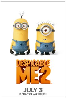 Despicable Me 2 (2013) cover