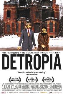 Detropia 2012 poster