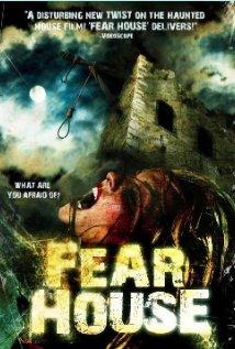 Fear House (2008) cover