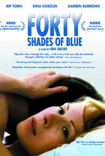 Forty Shades of Blue (2005) cover