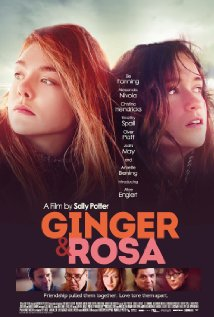 Ginger & Rosa (2012) cover