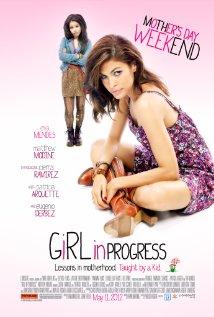 Girl in Progress 2012 poster