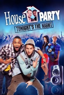 House Party: Tonight's the Night (2013) cover