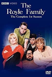 The Royle Family 1998 poster