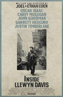 Inside Llewyn Davis (2013) cover