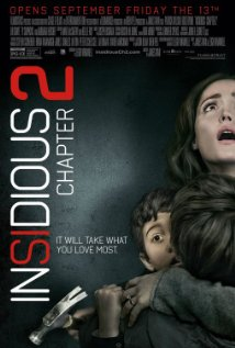 Insidious: Chapter 2 (2013) cover
