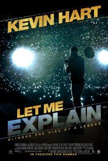 Kevin Hart: Let Me Explain 2013 poster