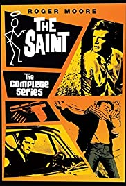 The Saint (1962) cover