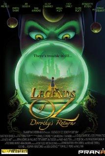 Legends of Oz: Dorothy's Return 2013 poster
