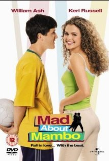 Mad About Mambo (2000) cover