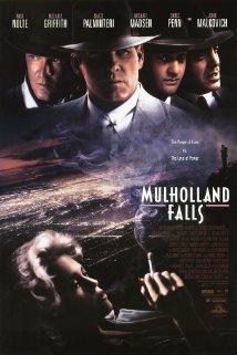 Mulholland Falls (1995) cover