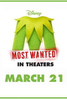 Muppets Most Wanted (2014) cover