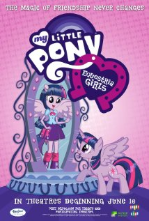 My Little Pony: Equestria Girls (2013) cover