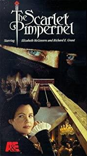 The Scarlet Pimpernel 1999 poster