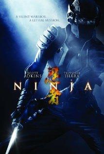 Ninja (2009) cover