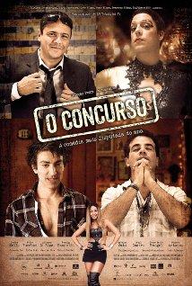 O Concurso (2013) cover