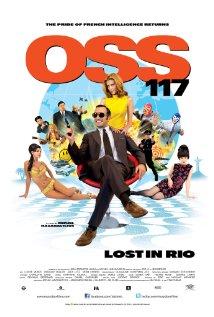 OSS 117: Rio ne répond plus (2009) cover