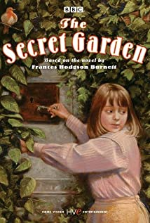 The Secret Garden 1975 poster