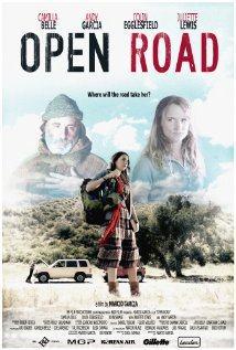 Open Road (2013) cover