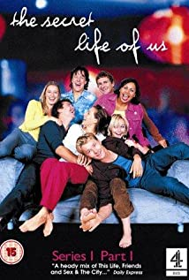 The Secret Life of Us (2001) cover