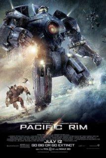 Pacific Rim (2013) cover
