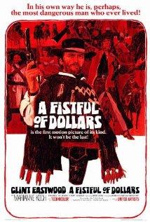 Per un pugno di dollari 1964 poster
