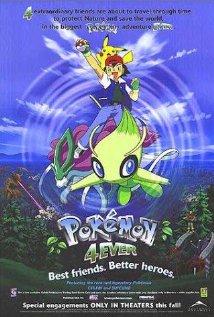 Pokemon 4ever 2001 Soundtrack Ost